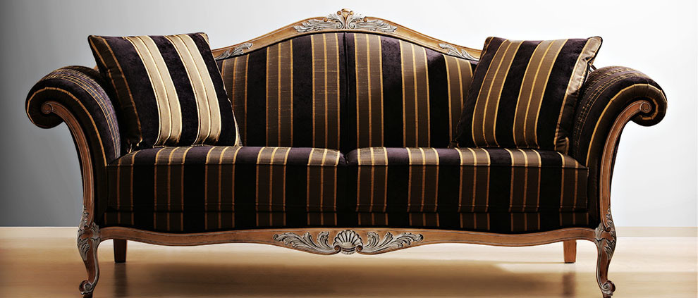 Furniture upholstery services