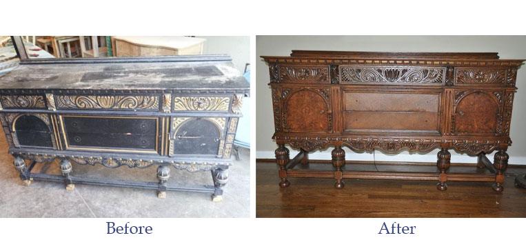 before-after-furniture-refinishing-carved-dresser